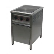 Плита промышленная с духовкой  ПЕД-2