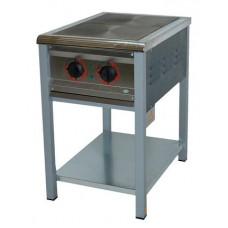 Плита промышленная  без духовки ПЕ-2