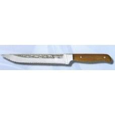Нож  мяса и птицы с пилоч