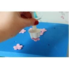 Мат для оформ цветов 8505