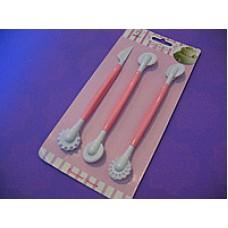 Набор ножей для мастики 0632