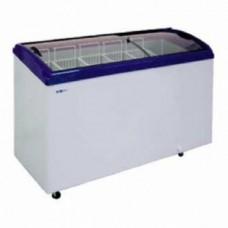 Морозильный ларь  M 400S гнутое стекло