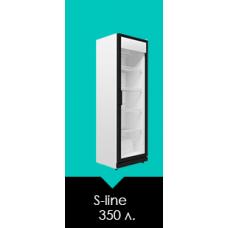 Холодильный шкаф S Line cтекл.дверь